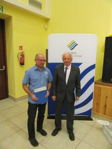Bogusław Bularz i Czesław Szindler